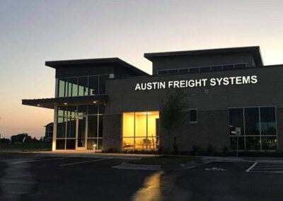 Industrial Austin Freight
