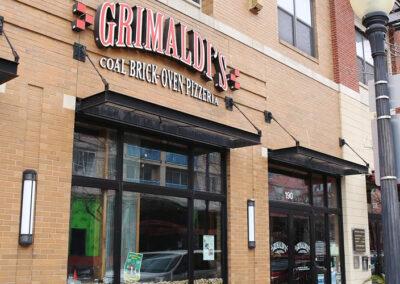 Restaurants Grimaldis Pizza, Fort Worth, TX
